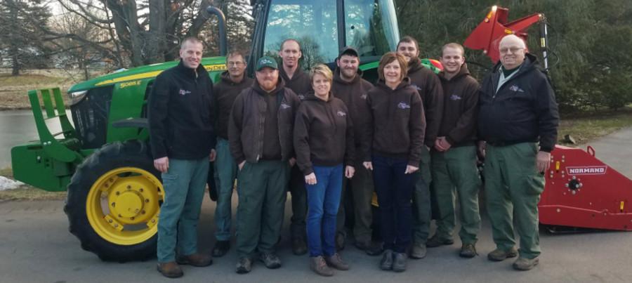 oomkes landscape team