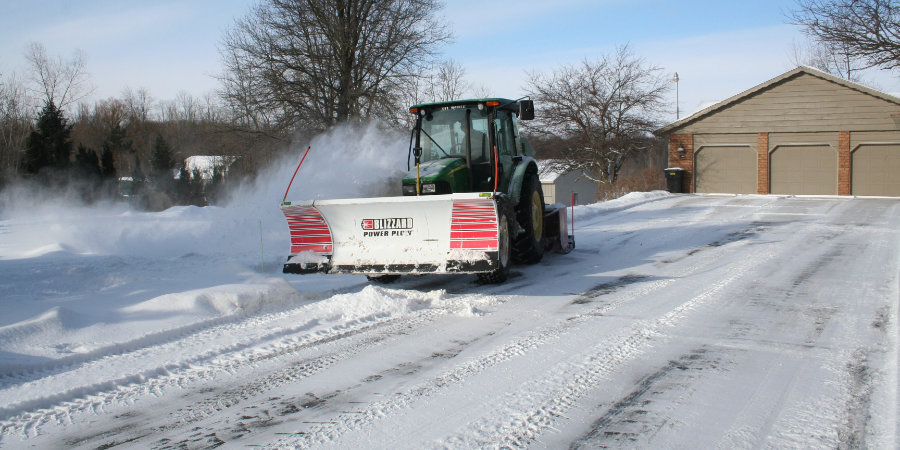 snow and ice management grand rapids